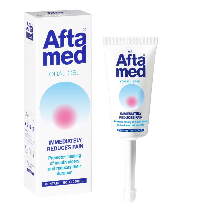 AFTAMED GEL - Aftamed.gr