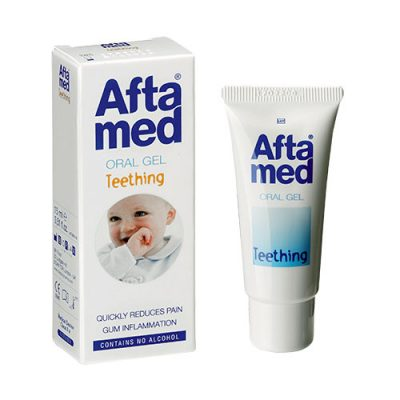 AFTAMED TEETHING GEL - Aftamed.gr