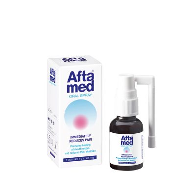 Aftamed Spray - Aftamed.gr